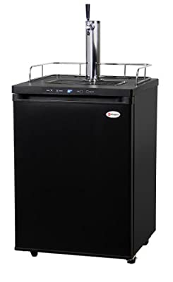 Kegco HBK309B-1 Digital Home Brew Kegerator