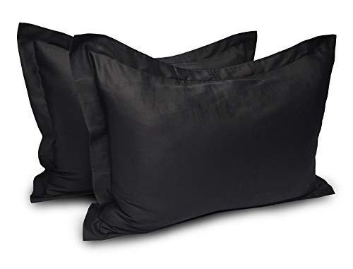 Myra Home Collection 2 Piece Pillow Shams 400 Thread Count 100% Egyptian Cotton Solid (King Size 20