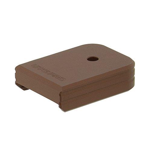 - UTG Pro Plus 0 Base Pad, Glock L. Frame, Matte Bronze Aluminum