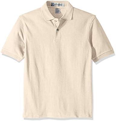 Ashe Xtream Boys Acty-65001-60//40 Cotton Poly Piqu/é Polo