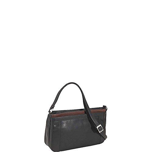 derek-alexander-leather-triple-zip-shoulder-with-organizer-black-brandy