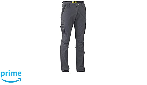 Bisley Workwear UKBPC6331_BCCG Flex & Move - Pantalones ...
