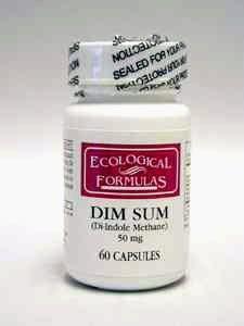Ecological Formulas Dim Sum 50 Mg 60 Caps