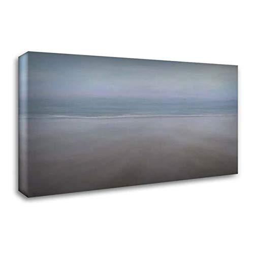 OceanSong 60x36 Extra Large Gallery Wrapped Stretched Canvas Art by Craig, Emmeline