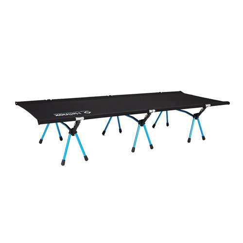 Helinox High Camp Cot Black/Blue, One Size