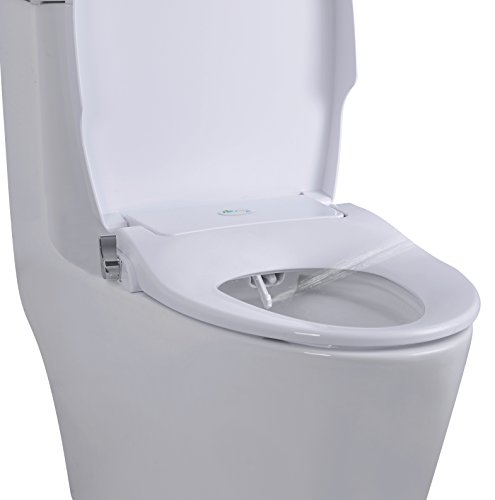 Bio Bidet A5 Stream Non Electric Bidet Toilet Seat For