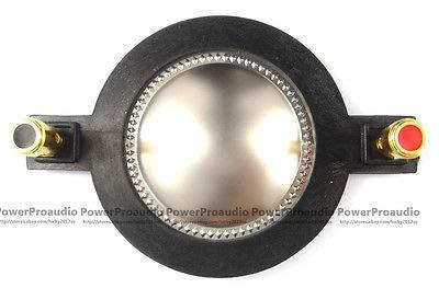 FidgetFidget For Fits Mackie Diaphragm Tweeter Horn Driver Replacement 4PCS