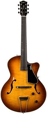 Godin 5ª Avenida serie 036585 hollow-body guitarra eléctrica ...