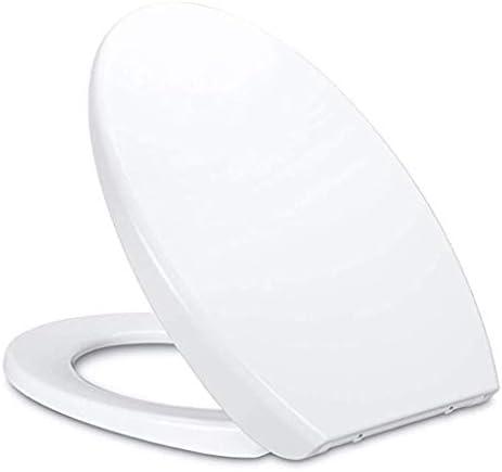 便座ソフトクロージャーWC高度なスクラッチ耐性浴室トイレシートカバーメーター白ではないイエロー