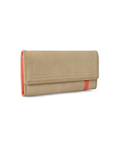 Baggit Women's Wallet (Bronze)