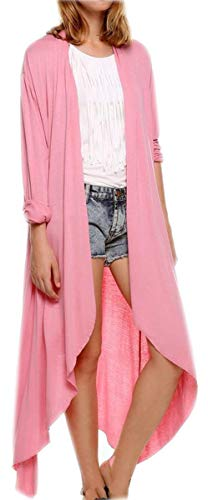Automne Cardigan Fashion El Longues en Printemps Femme Manteau Tricot Saoye WgvOHYqW