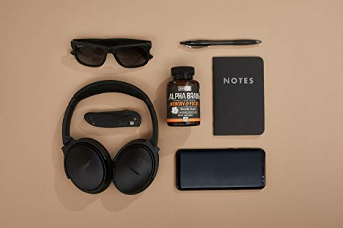 Onnit Alpha Brain: Clinically Studied Nootropic for Memory, Focus, and Mental Clarity (180ct) by ONNIT (Image #2)