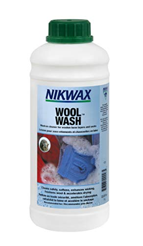 - Nikwax Wool Wash 1000ml