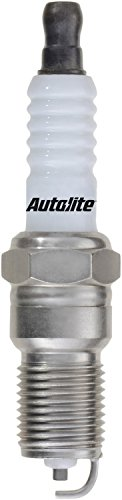 A106 Glasses (Autolite 106 Copper Resistor Spark Plug, Pack of 4)