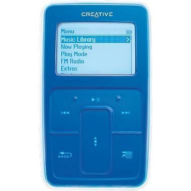 Creative Zen Micro MP3 Player Dark Blue 5GB