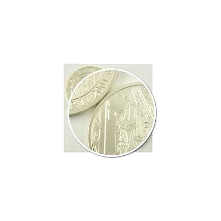 9 11 Nine Eleven Silbermünze 1 Oz Münze 999 Silber Silver Amazon