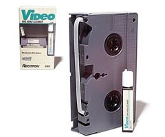(Recoton V144 VHS Cleaner - Wet Type (Discontinued by Manufacturer))
