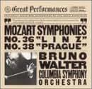 Mozart: Symphonies Nos. 36 & 38
