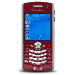 Blackberry Pearl Cdma (BlackBerry Pearl 8130 Red - Alltel)