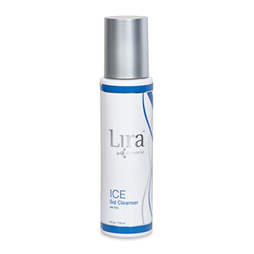 Lira Clinical - ICE Sal Cleanser with Plant Stem Cells- Cooling Facial Cleanser (6 - Echinacea Cleanser