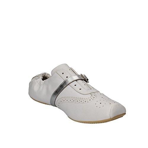 HOGAN sneakers donna bianco pelle AH673