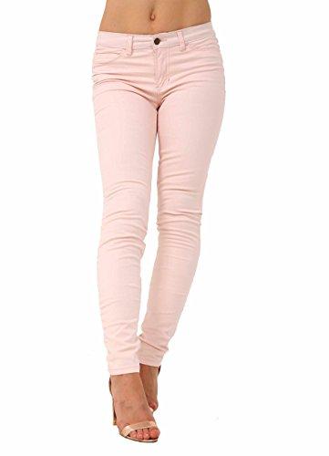 Ex Rose Bb Zara Jeans Femme YqY0r