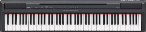 Yamaha P105B 88 Key Digital Piano