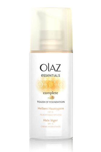Olaz Essentials Complete Plus Touch Of Foundation Ein Hauch