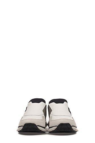 Hogan Slip On Sneakers Uomo HXM2540V760FPR692T Pelle Multicolor