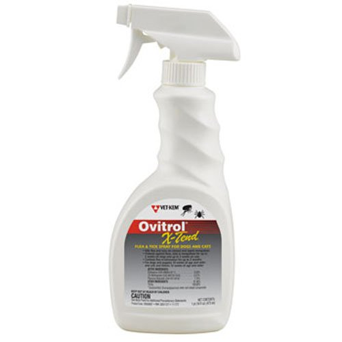 Ovitrol X-Tend Flea & Tick Spray 16 oz.