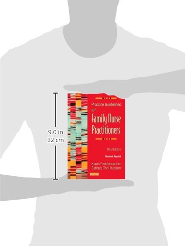 Practice Guidelines for Family Nurse Practitioners (Fentsmacher, Practice Guidelines for Family Nurs