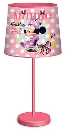 Minnie Mouse Metal Stick Lamp
