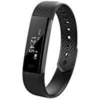 OPTA SW-026 Heart Rate Series Fitness Band (Black)