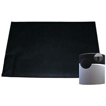 Dakota Alert 1000 Wireless Floor Contact Sensor, Black (WFMA-1000 Kit)