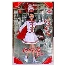 2001 Barbie Collectibles - Coca-Cola Barbie #5 Majorette
