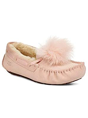UGG Women's Dakota Pom Slipper