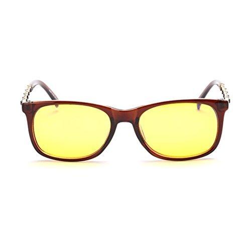 EYSHADE BSG800038C4 UV400 Retro women's Sunglasses,Classic Full - Pilot And Between Difference Aviator Sunglasses