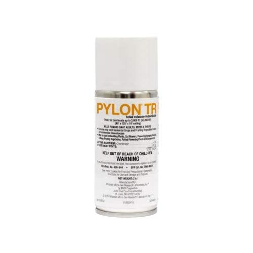 Image of Home and Kitchen Pylon TR 2oz 24 PACK! total release Miticide/ Insecticide. NOT for sale in CA
