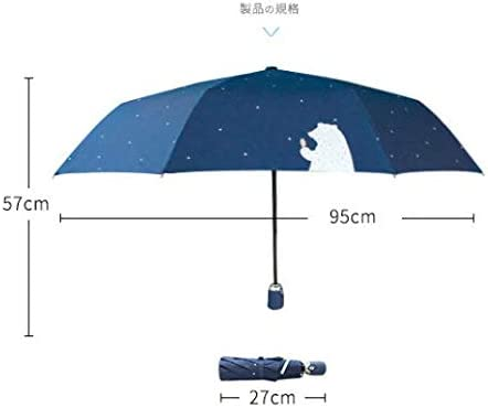 Auto Open//Close Repel Travel Umbrella with Powerful UV-Ray Protection