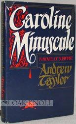 book cover of Caroline Minuscule