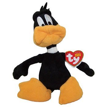 16ffb454ba0 Image Unavailable. Image not available for. Color  TY Beanie Baby - DAFFY  DUCK (Walgreens Exclusive) (9 inch)