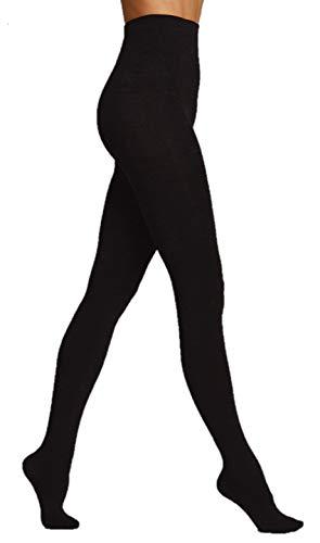 Ladies//Women/'s THERMAL By SILKY Warm /& Cosy 200 DENIER FOOTLESS LEGGINGS