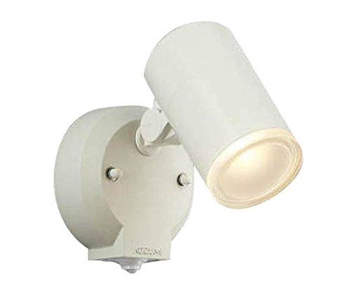 コイズミ照明 人感センサ付スポットライト マルチフラッシュタイプ オフホワイ塗装ト AU38268L B00DS2WBUY 13245
