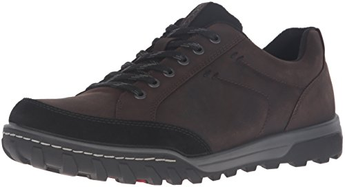 ECCO Men's Vermont-M Hiking Shoe, Espresso/Coffee, 43 EU/9-9.5 M US