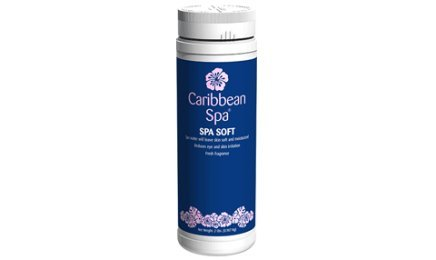 Caribbean Spa Water Conditioner- Chemical Buffer- Spa Soft- Clarifier Start Up Presented by Pool Stuff Express