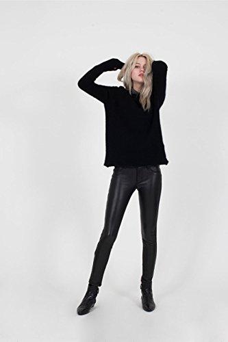 Siwy Women's Hannah Wet Look Slim Crop Jean, Magical, 25