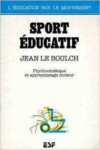 Livre Le sport éducatif pdf