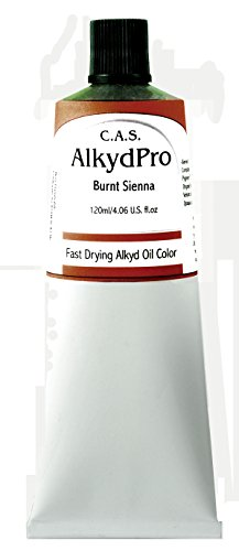 cas-paints-alkydpro-fast-drying-oil-color-paint-tube-120ml-burnt-sienna
