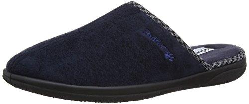 PAD Luke - Zapatillas de estar por casa para hombre azul (Navy Blue)