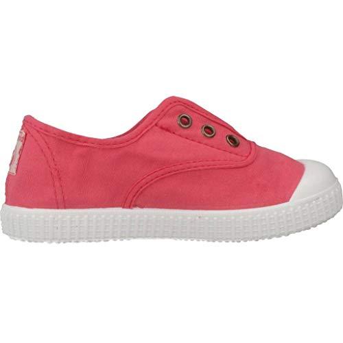 Tintada Sneaker Victoria Inglesa Rosa dalia Unisex Lona bimbi Punt xqRxzUCw